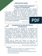 ANÁLISIS DE CASOS