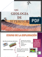 Geologia de Superficie