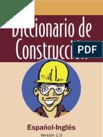 Diccionario de Construccion