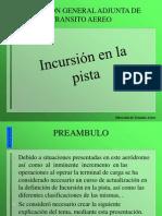 Incursion en La Pista ASA