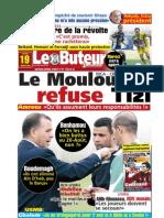 LE BUTEUR PDF du 19/01/2009