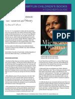 Michelle Obama Teacher's Guide