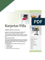 Catalogo 2012 - KarpetasvillaB