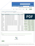 Report GDP Sudamerica