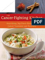 The Cancer-Fighting Kitchen by Rebecca Katz - Recipes and Excerpt