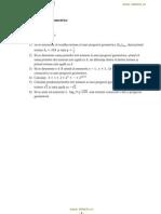 Progresii Geometrice Probleme Propuse