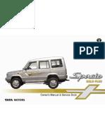 Tata Spacio Gold Plus