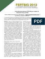 Produção do Material de Referência Interno CONT100 para Análises de Elementos-Traço em Solos