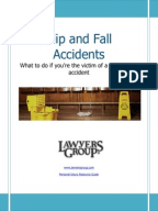 negligence slip and fall Actual slip and fall complaint by shirley_weiss_6.