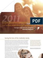 2011 GLSP Annual Report - Claiming A Street Named King Page 8