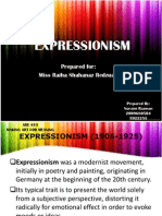 Expressionism 1