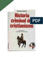 Deschner, C. Karlheinz - Historia Criminal Del Cristianismo Tomo 7