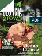 Georgia Grown 2012-13