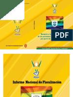 Informe Respeto a Los Derechos Humanos de La Personas de La Diversidad Sexual Por Parte de La Policia Nacional