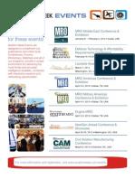 2012 Aviation MRO Events