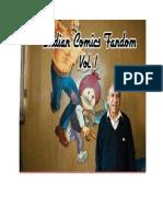 Indian Comics Fandom (Vol. 1)