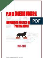 Plan de Gobierno de Cañete