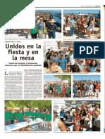 Paellada de Asociacion de Vecinos - Puente del Congosto 2012
