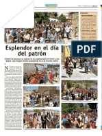 Fiestas de San Roque   - Puente del Congosto - 16 de Agosto de 2012