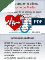 Anatomo Clinica Marfan
