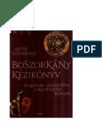 Selene Silverwind Boszorkany Kezikonyv