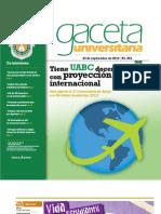 Gaceta 294 - 23 Septiembre 2012