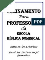Treinamento Para ProfessoresPDF