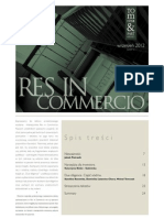 Res in Commercio 09/2012