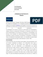 Aprendizaje Por Proyecto (APP)