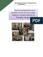 Memoria de Socialización DX PVS Managua