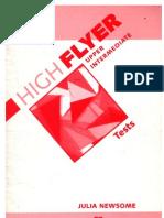 High Flyer Upper Intermediate - Tests With Keys