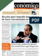 Brasil Economico 03-10-12