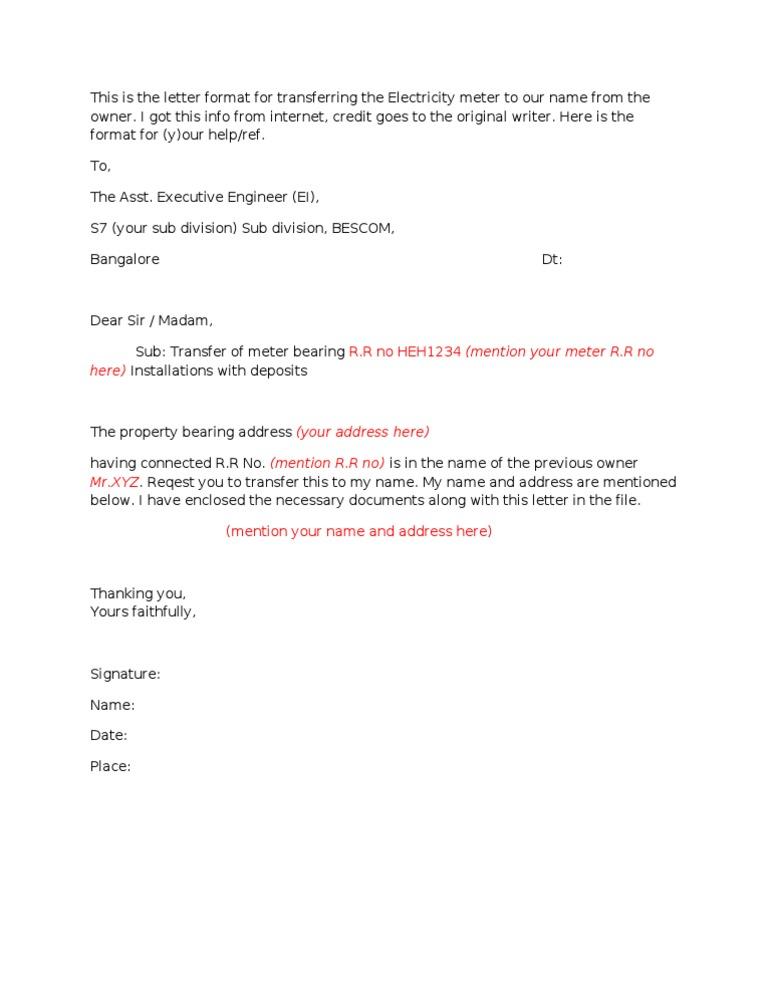 no objection certificate letter format - zrom.tk