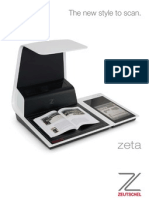 Zeutschel Book Scanner (Portable)