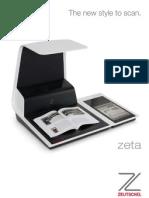 Zeutschel Book Scanner (Portable)
