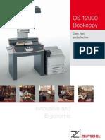 Zeutschel Book Scanner