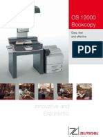 Zeutschel Book Scanner