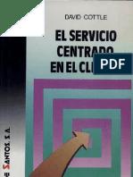 El Servicio Centrado en El Cliente - David Cottle (Incompleto)