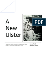 A New Ulster Issue One