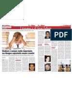 """Speciale """"I giovani e il loro futuro"""" - L'inchiesta de """"Il NordMilano"""" - settembre 2012"""