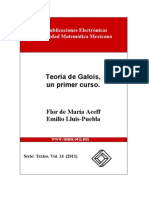 Teoria Galois