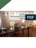Guía de buenas prácticas medioambientales y sociales en la oficina