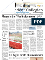 Players in the Washington Scene