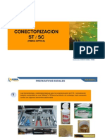 Conectorizacion ST-MM FO