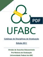 Ato Decisorio 58 Catalogo de Disciplinas Anexo