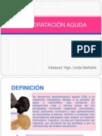 DESHIDRATACIÓN AGUDA