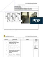 15. Praktek Pengoperasian Jaringan Distribusi (MKK)