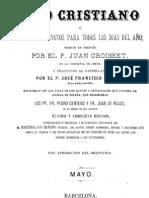 croisset, juan - año cristiano 05