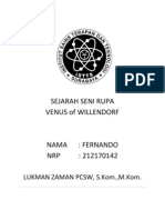 Venus of Willendorf (NANDO)