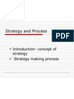 Strategy and Process Oct s